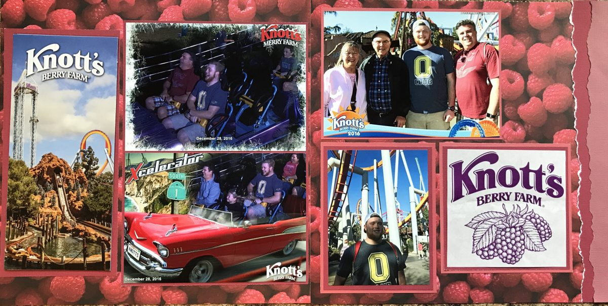 2016: Knott's Berry Farm