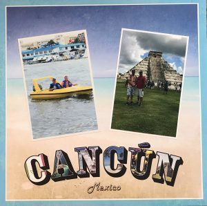 Cancun 2017: Title Page