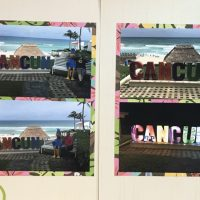 Cancun 2017: Cancun Logo Sign