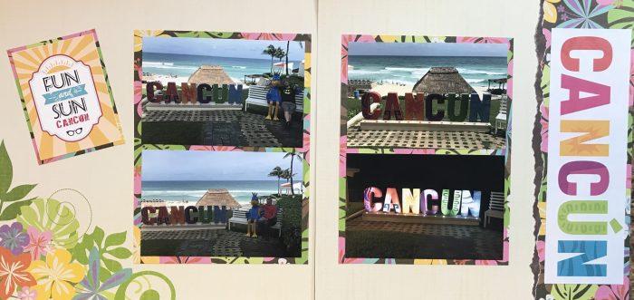 Cancun 2017: Cancun Logo Sign