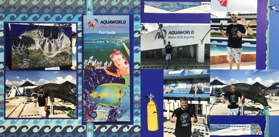 Cancun 2017: AquaWorld