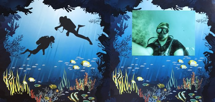 Cancun 2017: Scuba Diving 1
