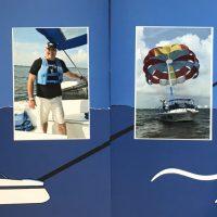 Cancun 2017: Parasailing