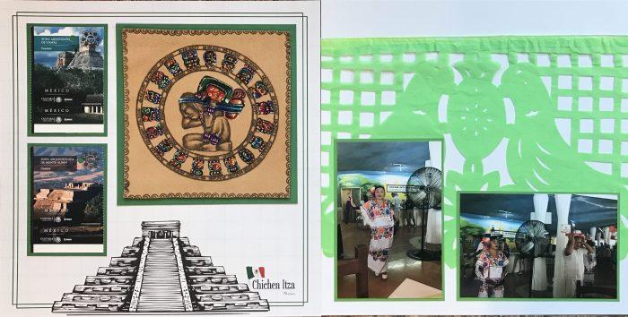 Cancun 2017: Chichen Itza Ephemera