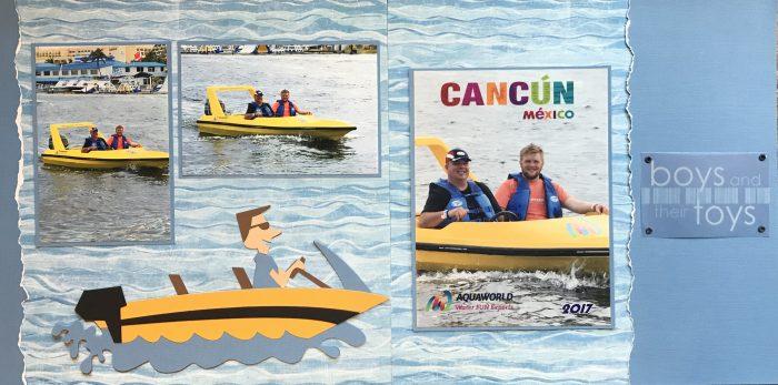 Cancun 2017: Aquaworld Water Toys