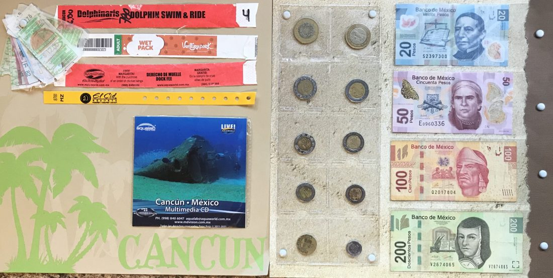 Cancun 2017: Ephemera and Currency