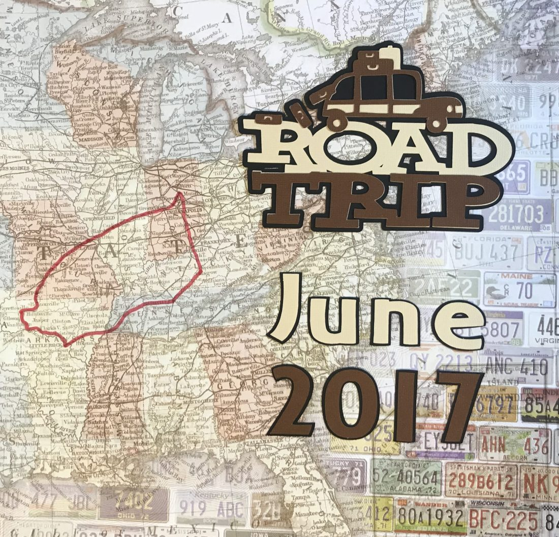 2017: Summer Road Trip