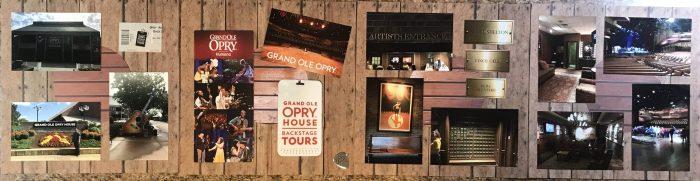2017: Grand Ole Opry - Inside