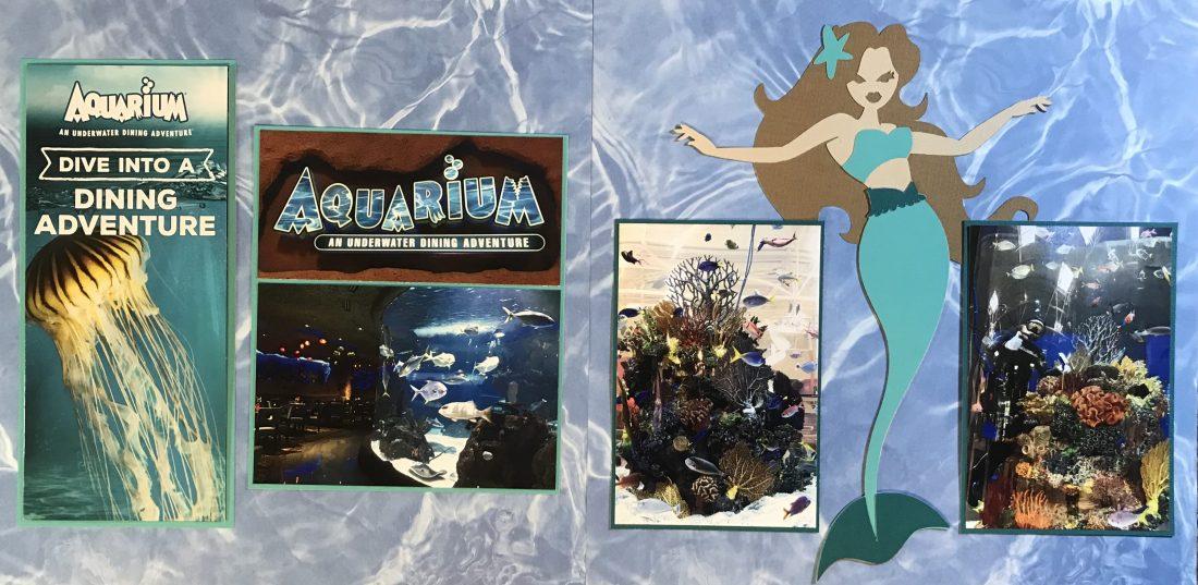 2017: Aquarium Restaurant