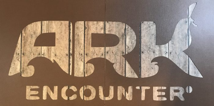 2017: Ark Encounter Title Page