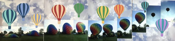 2016: Hot Air Balloon Festival - Marine, Illinois - Inside