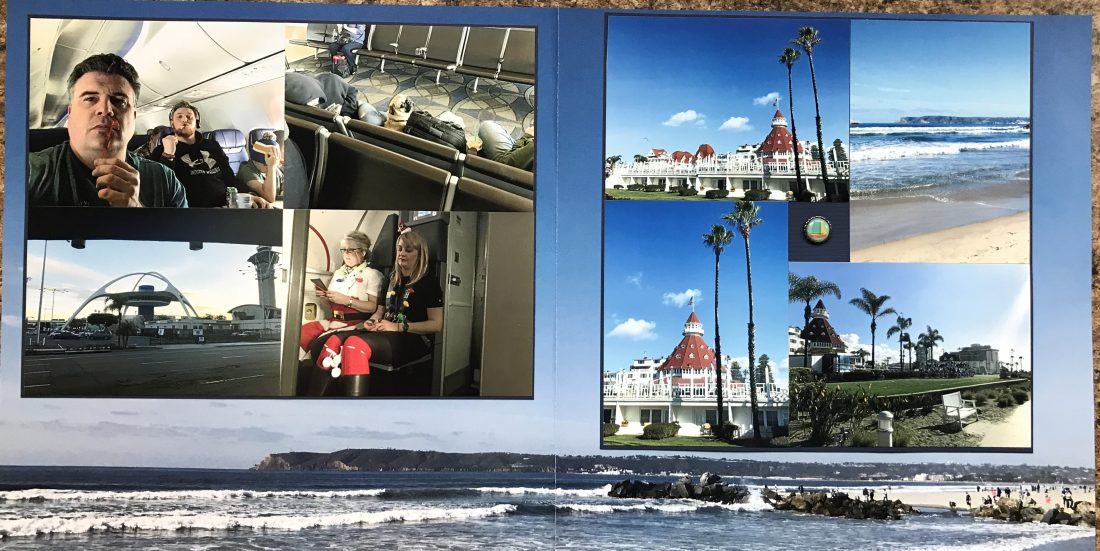 2016: Christmas Trip to California
