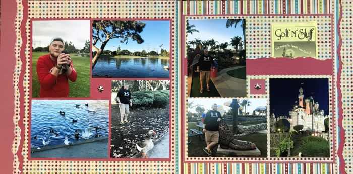 2016: Golf n Stuff and Adventures with Birds
