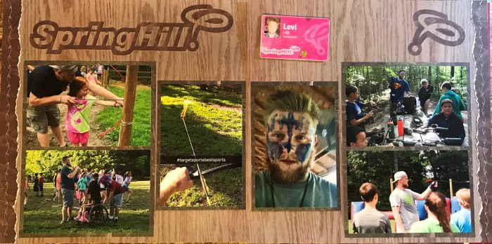 2017: SpringHill Camp