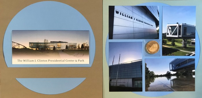 Summer Road Trip 2017: William J Clinton Presidential Center and Park 1