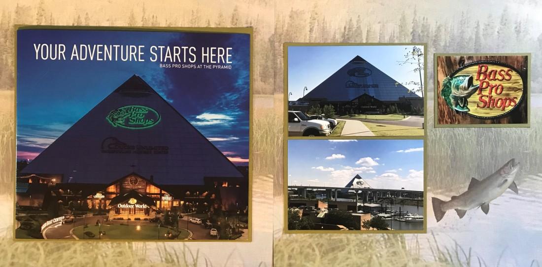 Summer Road Trip 2017: Bass Pro Shop – Memphis & Big Cypress Lodge
