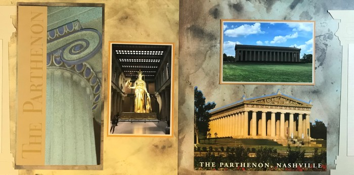 Summer Road Trip 2017: Nashville Parthenon