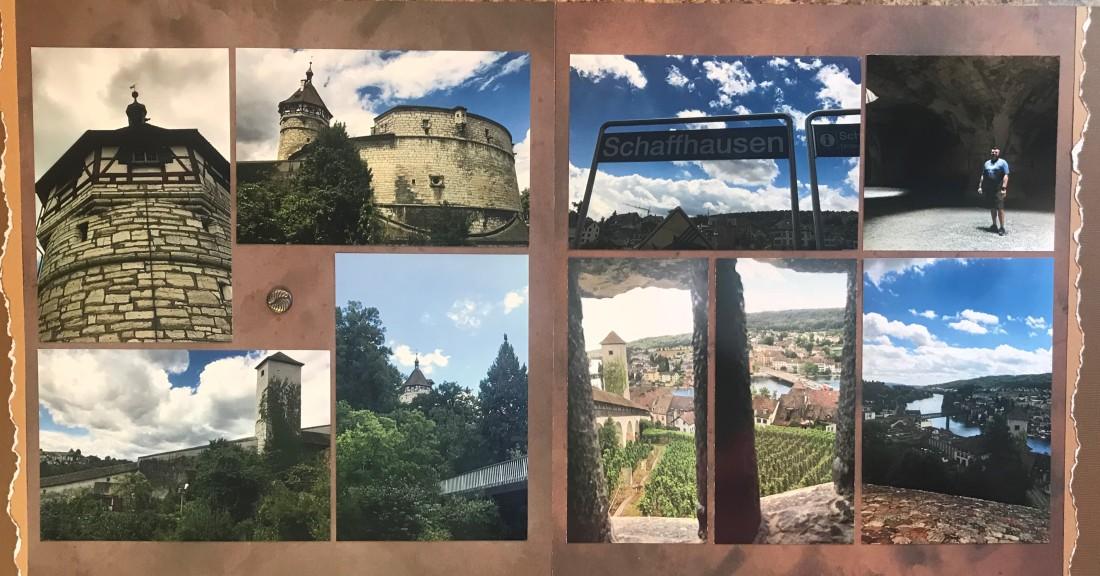 Germany Trip 2017: Schaffhausen, Switzerland