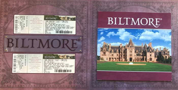 50th Anniversary: Biltmore - Opening Page