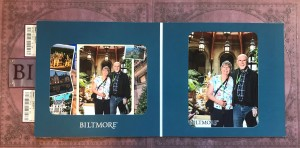 50th Anniversary: Biltmore - Opening Page -open