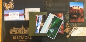 50th Anniversary: Biltmore - Ephemera - postcards