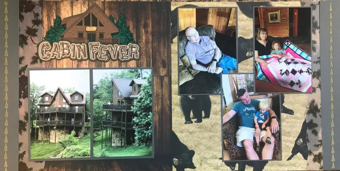 50th Anniversary: Gatlinburg Cabin