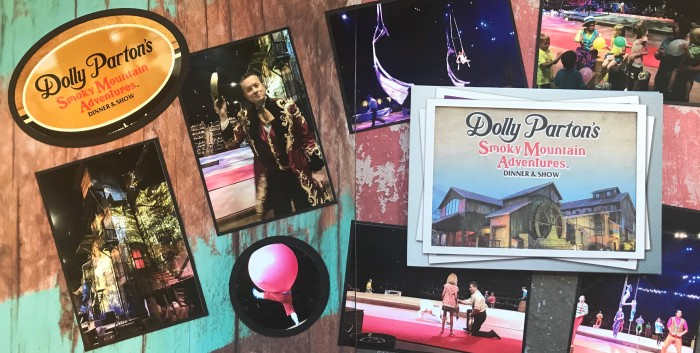 50th Anniversary: Dolly Parton's Celebration Dinner and Show