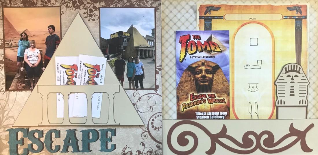 50th Anniversary: The Tomb Escape Room