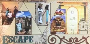 50th Anniversary: The Tomb Escape Room - Open
