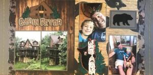 50th Trip - Ablum 2 - Cabin