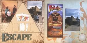 50th Anniversary: The Tomb Escape Room - 2nd Album