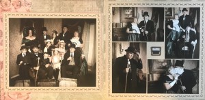 50th Anniversary: Family Portraits - Second Album page 1