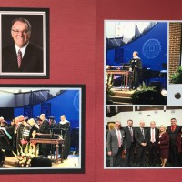 2017: Dr Keith Newman Inauguration – Southern Nazarene University - Personal Album