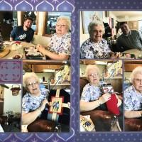 2017: Christmas with Grandma