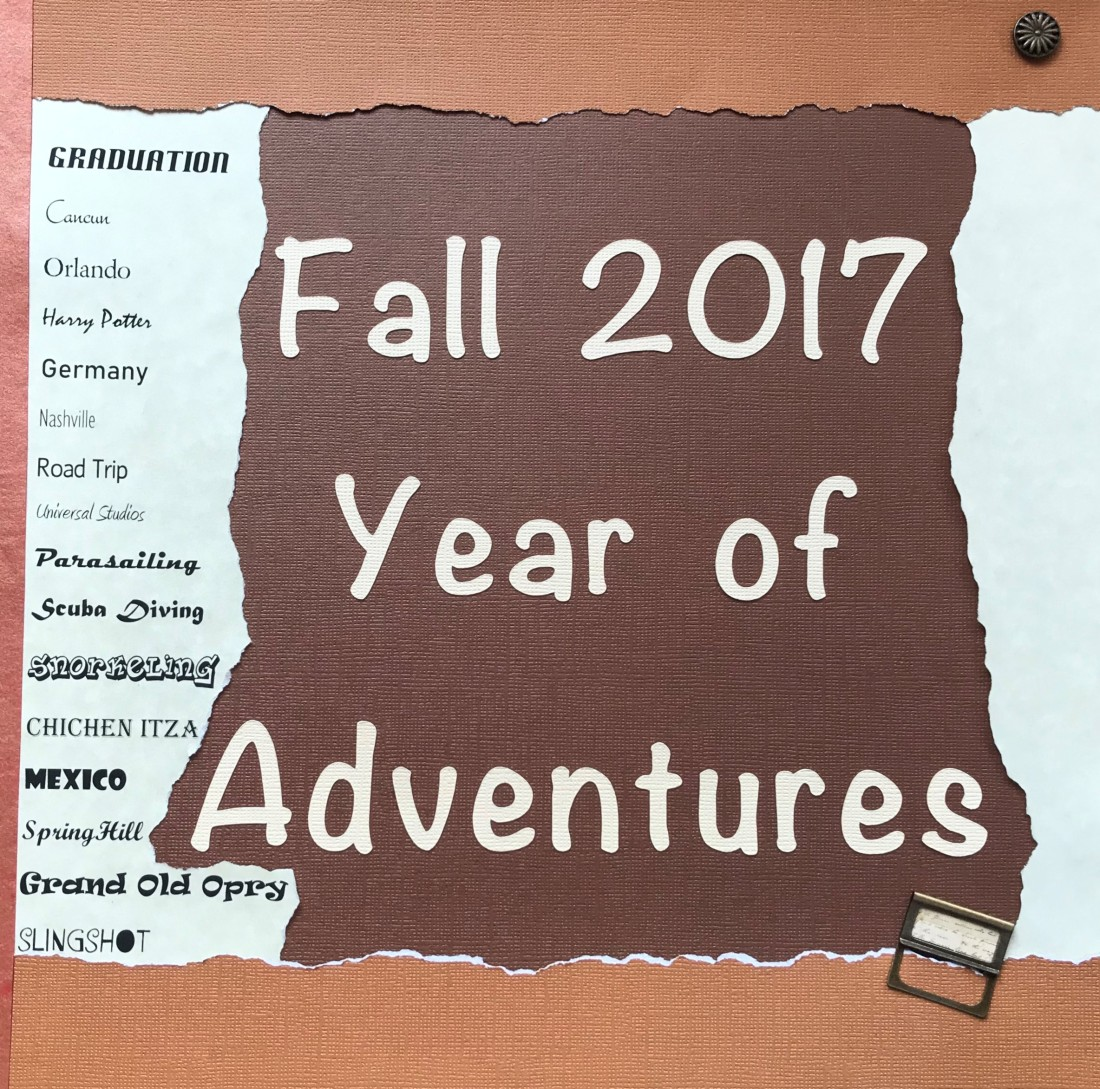 2017: Fall 2017 Title Page