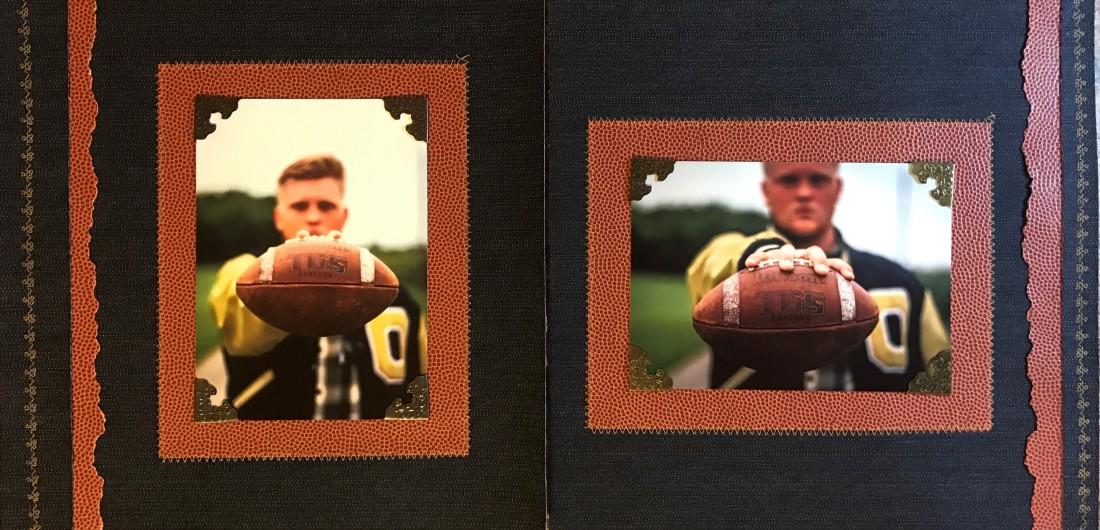 2017: Senior Album – Football