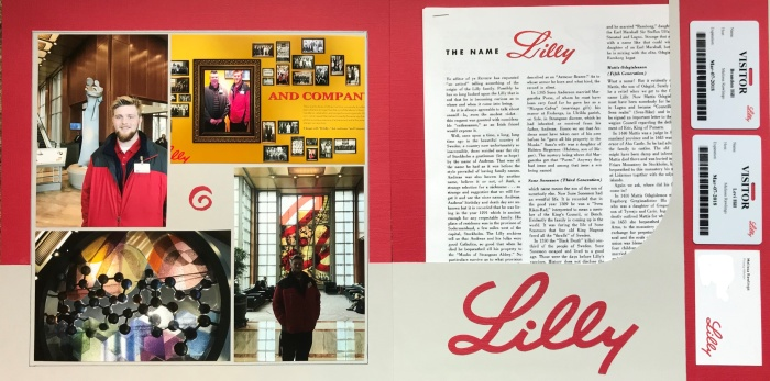 2018: Indiana Road Trip - Eli Lilly and Company