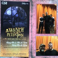 2018: CSA - Wendy and Peter Pan