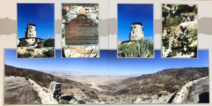 2018: Salton Sea Road Trip - Desert Tower