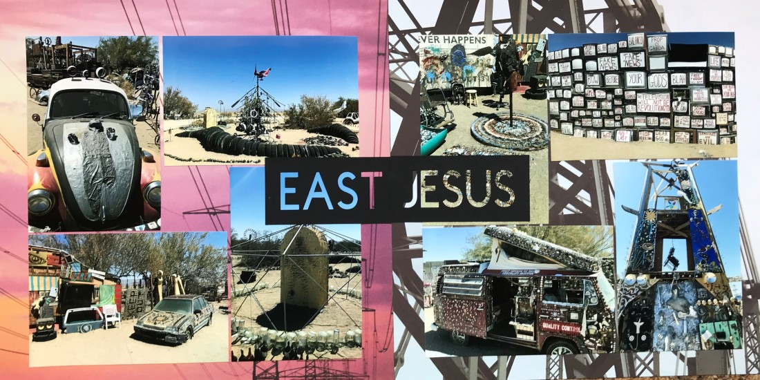 2018: Salton Sea Road Trip - East Jesus
