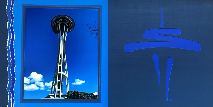 2018: Seattle Space Needle Cover