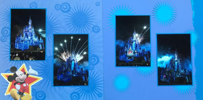 2018: Walt Disney World – Magic Kingdom Fireworks