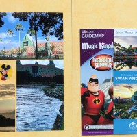 2018: Walt Disney World - Hotels and Ephemera