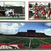 2018: IWU - First Football Game