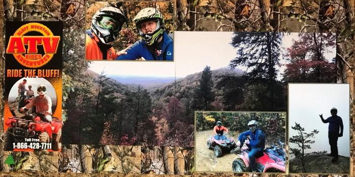 2018: Gatlinburg Vacation – ATV Adventure