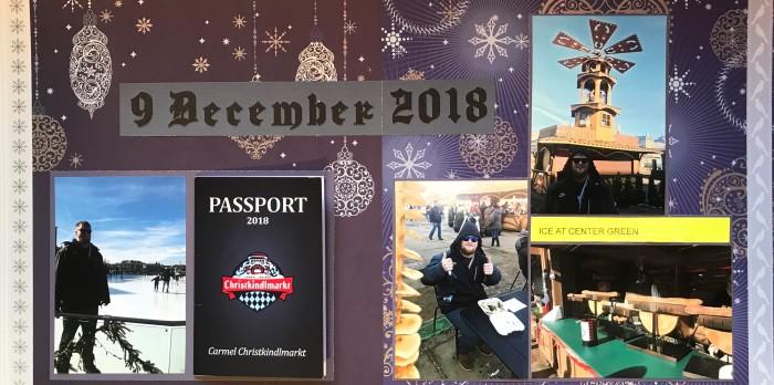 2018: Carmel Christkindlmarkt