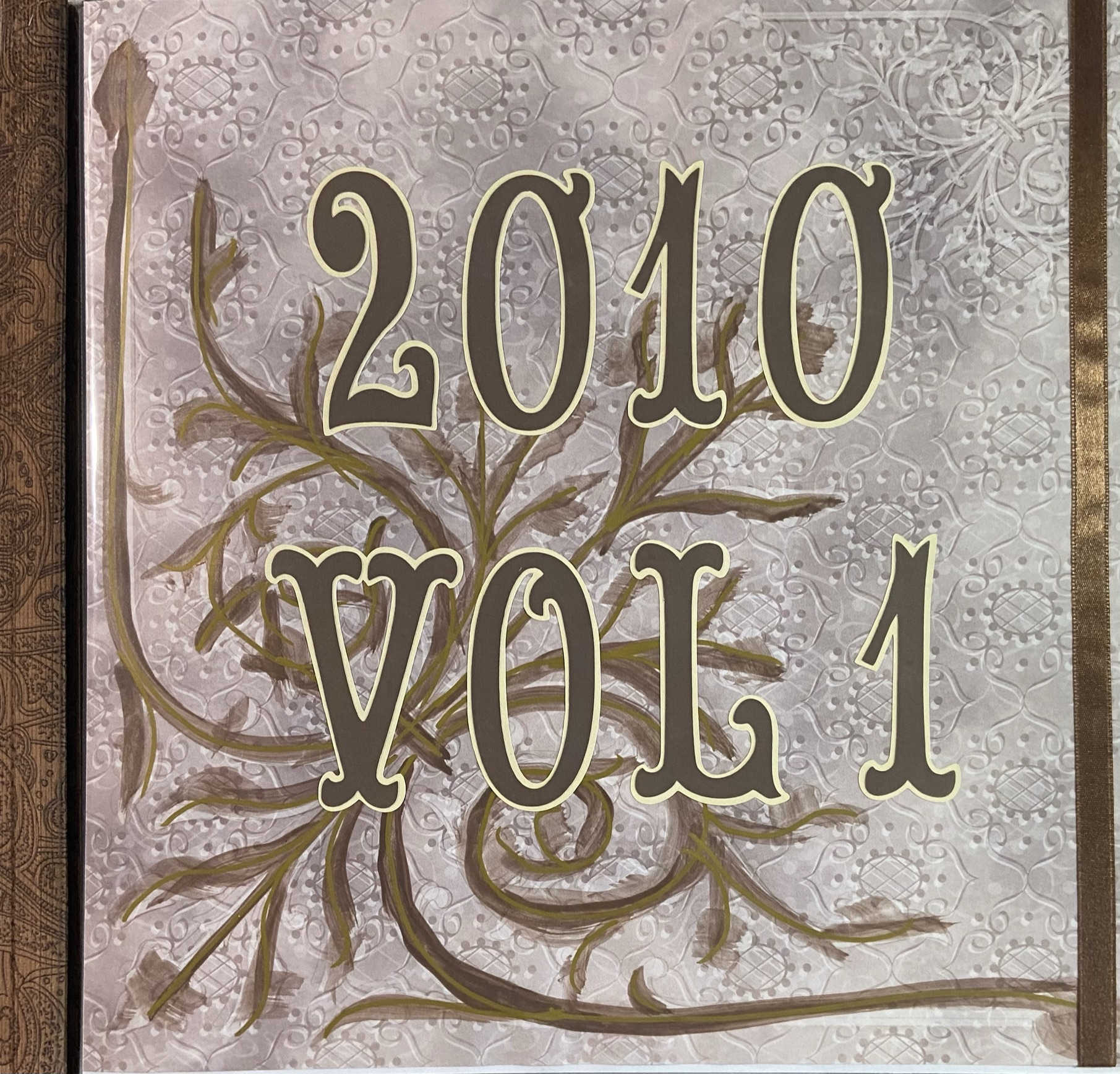 2010: Title Page - Volume 1