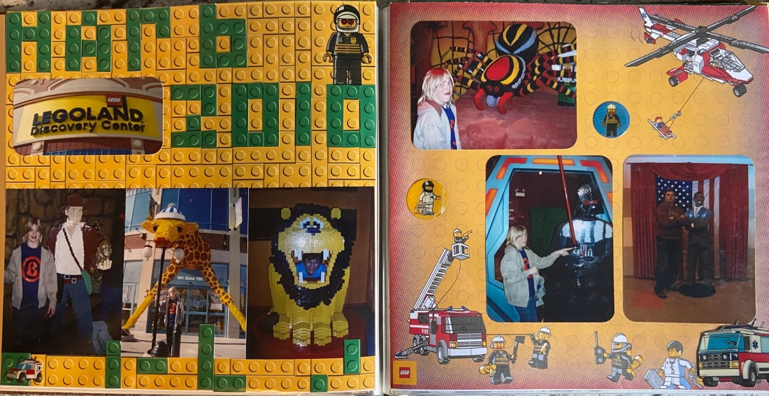 2010: Legoland Discovery Center - Chicago