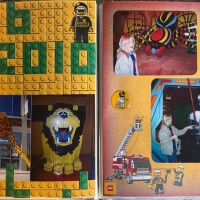 2010: Legoland Discovery Center - Chicago