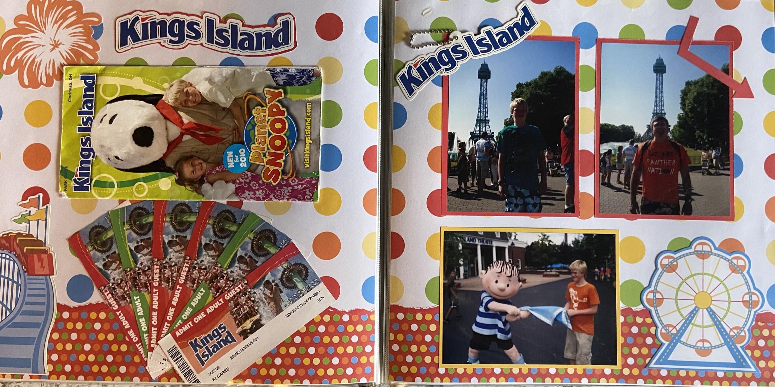 2010: Kings Island
